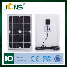 100W monocrystalline solar energy product, pv solar panel price