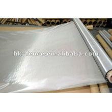 Malla de níquel / malla de alambre de níquel El ácido de alta calidad y álcali resisten malla de níquel