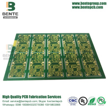 FR4 Tg150 Multilayer PCB 4-layers ENIG 3U