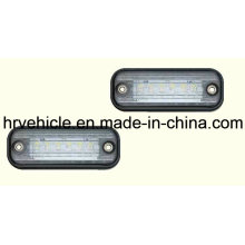 White LED Side Marker Lamp for Truck