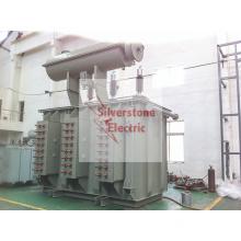 35kv Ladle High Power Electric Furnace Transformer Hjsspz-40000/35kv