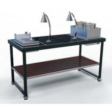 Modern Buffet Table / Noodle Station (DE47)