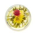 Decoration Artificial Long Feng Xi Zhu Double Twins Chinese Flower Tea