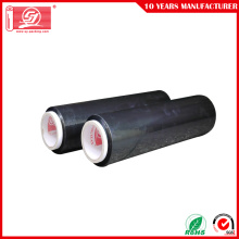 LLDPE Black Stretch Film para Palet Wrap