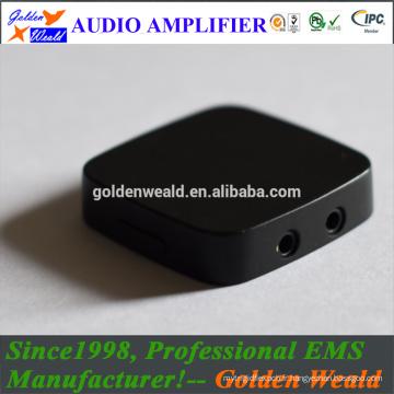 HiFi Stereo Headphone Amplificateur amplificateur de casque amplificateur de batterie rechargeable