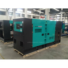 Conjunto de generador silencioso de 800kVA tipo silencioso / insonorizado / resistente a la intemperie por CUMMINS Power