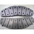 Qualitativ hochwertige Bremsbeläge mit ISO2001