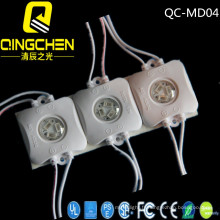 High Power 1.2W SMD 5630 140-150lm Injection Module LED avec lentille