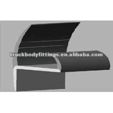 Junta de vedação de borracha de PVC para caminhão congelador