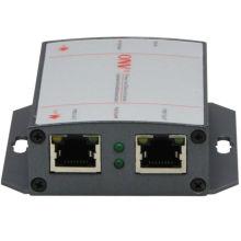 10 / 100m Poe Splitter Pse Pd Ieee802.3af For Hd Monitor Transmission