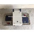 Caja de la mesa plegable del refrigerador 28L con la tabla de la comida campestre de la caja del refrigerador de las ruedas