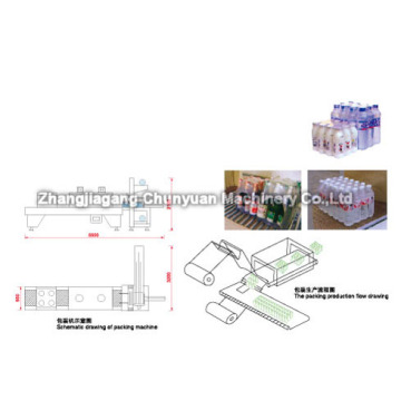 LYBS20 Auto Shrink Packager