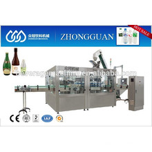 Negative filling machine / filling equipment for alcohol / alcoholic drink