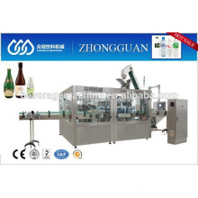 New liquor filling / bottling / pack machine