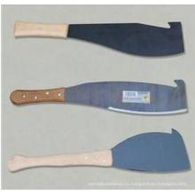 Хорошее качество Ручной инструмент Сахарный тростник Мачете