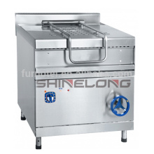 AISI 304 Electric Tilting Braising Pan