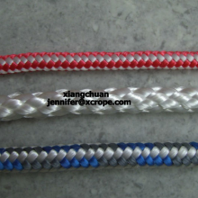 Good Quality for 8 Strand Nylon Rope Diamond Braided Rope With Competitive Price supply to Wallis And Futuna Islands Manufacturers