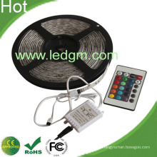 Tira de luz LED flexible 5050 RGB