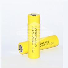 Batería de 2500mah 18650 de 2017 original LG HE4