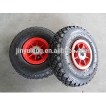 10 inch 300-4 wheelbarrow wheel and tyre tube