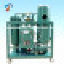 Parte superior Tipo fechado Máquina de separação de purificação de óleo de alta turbina a vácuo (TY)