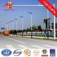 Traffic Signal Galvanized Steel Pole