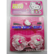 Hello Kitty Hair Accessories Set in Blister Packing (YJHK01359)