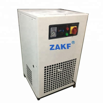 18.5kw 25HP air cooling velt driven with frozen air dryer screw air compressor