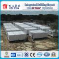 Casas pré-fabricadas para transporte de contêineres