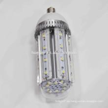 E40 40w de alta potencia llevó la luz de bombilla 5000 lumen de aluminio llevó la lámpara de maíz