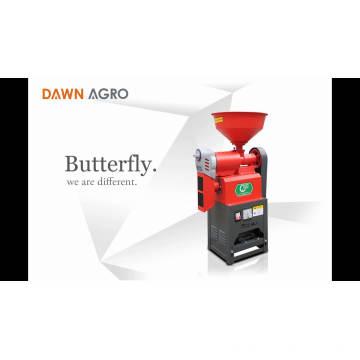 DAWN AGRO Auto Commerical Rice Molino de la máquina de procesamiento de equipo