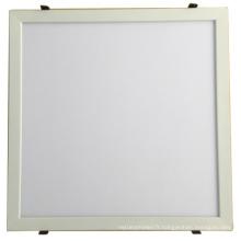 Lumière de panneau LED 600x600 montée sur la surface modulable