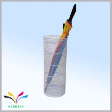 Suporte de guarda-chuva molhado de malha de metal promocional para chuva guarda-chuva