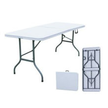 High Quality Environmental Friendly HDPE Plastic Folding Table