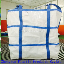 Polypropylene jumbo bags 2 tonne big bags low price high quality for mineral construction waste