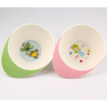 (BC-MB1010) High Quality Reusable Melamine Baby Bowl