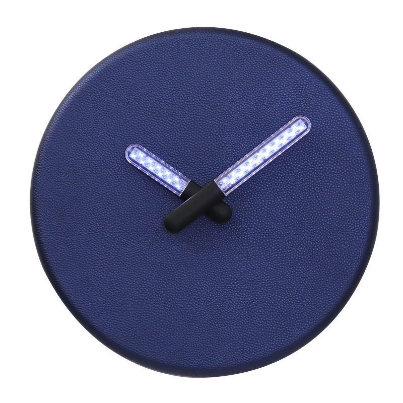 Lighting Wall Clock