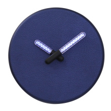 Reloj de pared de iluminación para decoración de pared