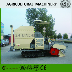 High Quality Precision Diesel Harvester