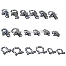 Durable Quality Stainless Steel 304, 316 Shackle