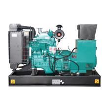 Groupe électrogène diesel haute performance AOSIF 50hz 45kw sur promotion