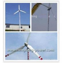 hybrid solar and wind 5kw ,high efficiency,low start wind speed,solar hybrid wind turbine 5kw 20 years lifelong