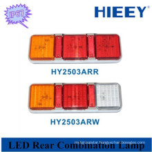 Multifunctional LED tail light/driving/braking/turning/combination tail lamp