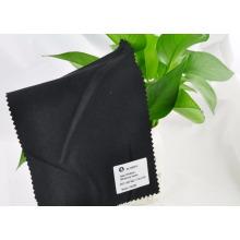 tela ignífuga negra para los proveedores de China de la ropa