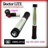 Super Bright LED Work Light with Hanging Hook and Magnet