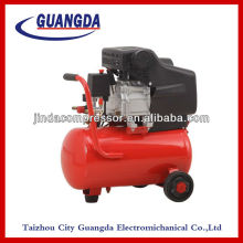 Air Compressor Portable Direct Driven 1.8KW 2.5HP 25L