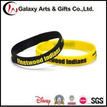 Promotional Items/China benutzerdefiniertes Logo Silikonarmband