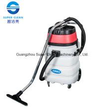 Aspirateur humide et humide de 90L - Réservoir plastique