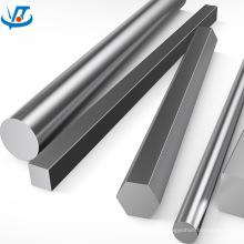 Barre carrée et hexagonale en acier inoxydable 304 S60