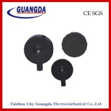 Железный или пластиковый глушитель / воздушный фильтр на насосе